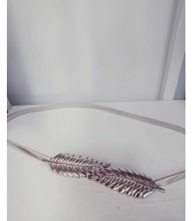 Cinturón Elastico Hojas