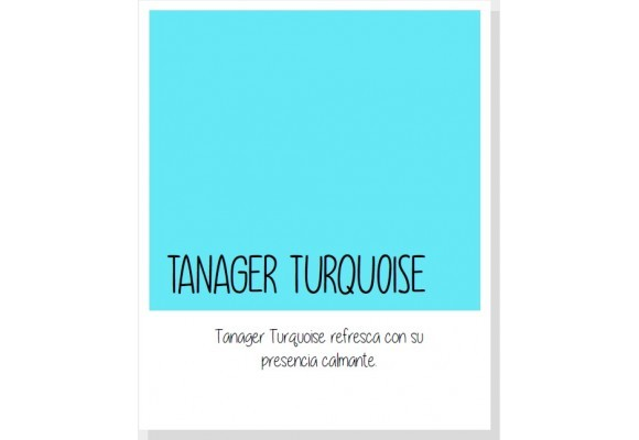 Tánger Turquoise