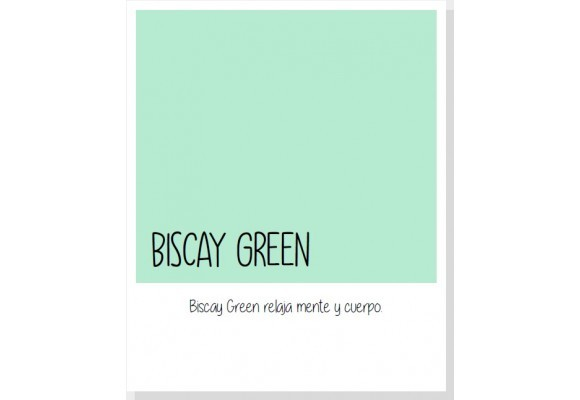 Biscay Green